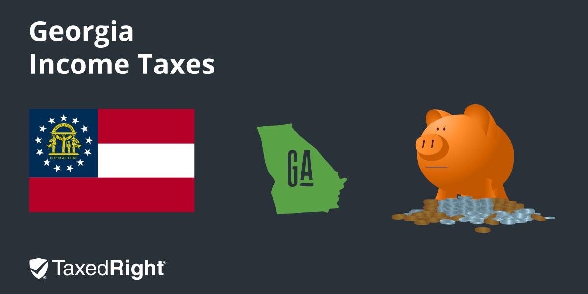 Georgia-Income-Taxes