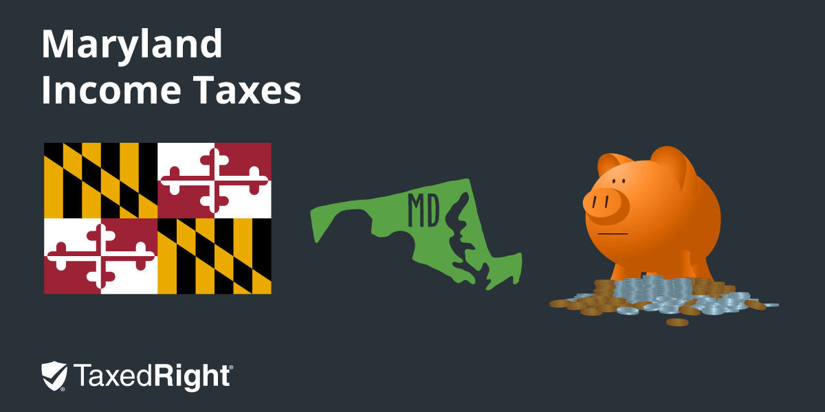 Maryland-Income-Taxes